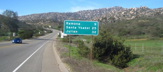 Ramona, California