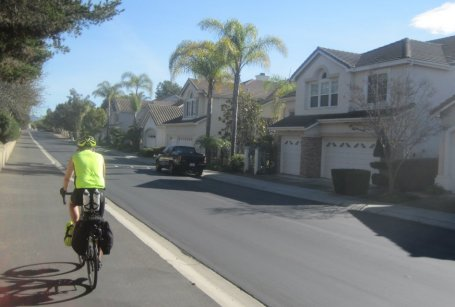 San Diego Bicycle Trail