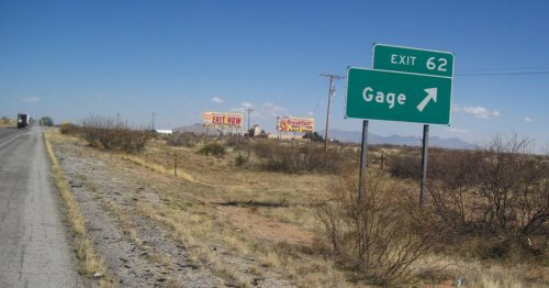 Gage, New Mexico