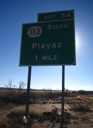 Playas, New Mexico