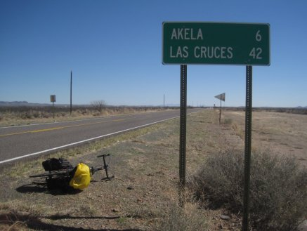 Akela, New Mexico