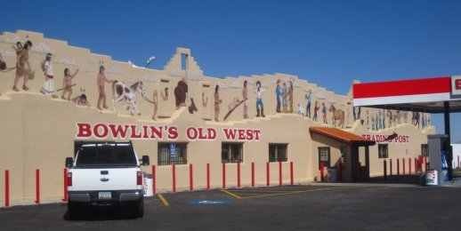 Bowlin's Old Trading Post