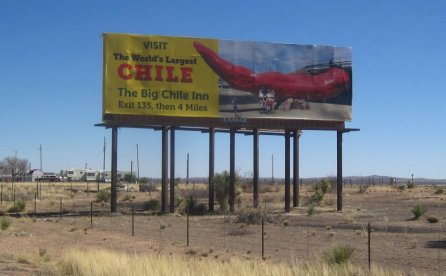Worlds Largest Chile