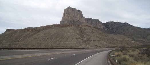 Guadalupe Mountains, TX