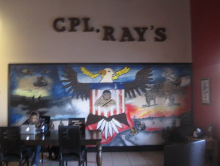 Corporal Ray's Coffee Shop