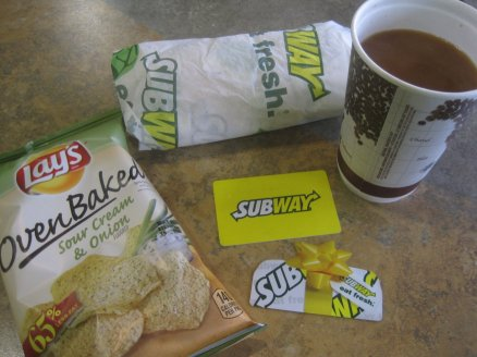 Subway Food