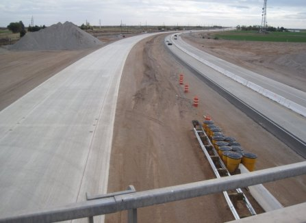 Interstate 8 Construction