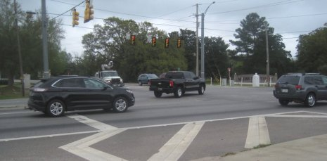 Busy Intersection