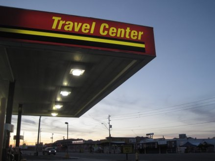 Quartzsite, AZ Travel Center