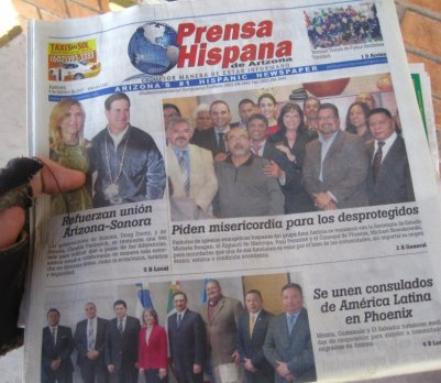 Prensa Hispana Newspaper